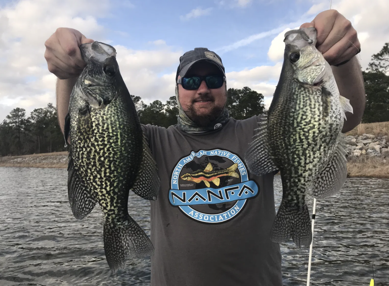 Georgia Fishing Report: February 19, 2021 — Georgia Wildlife Blog