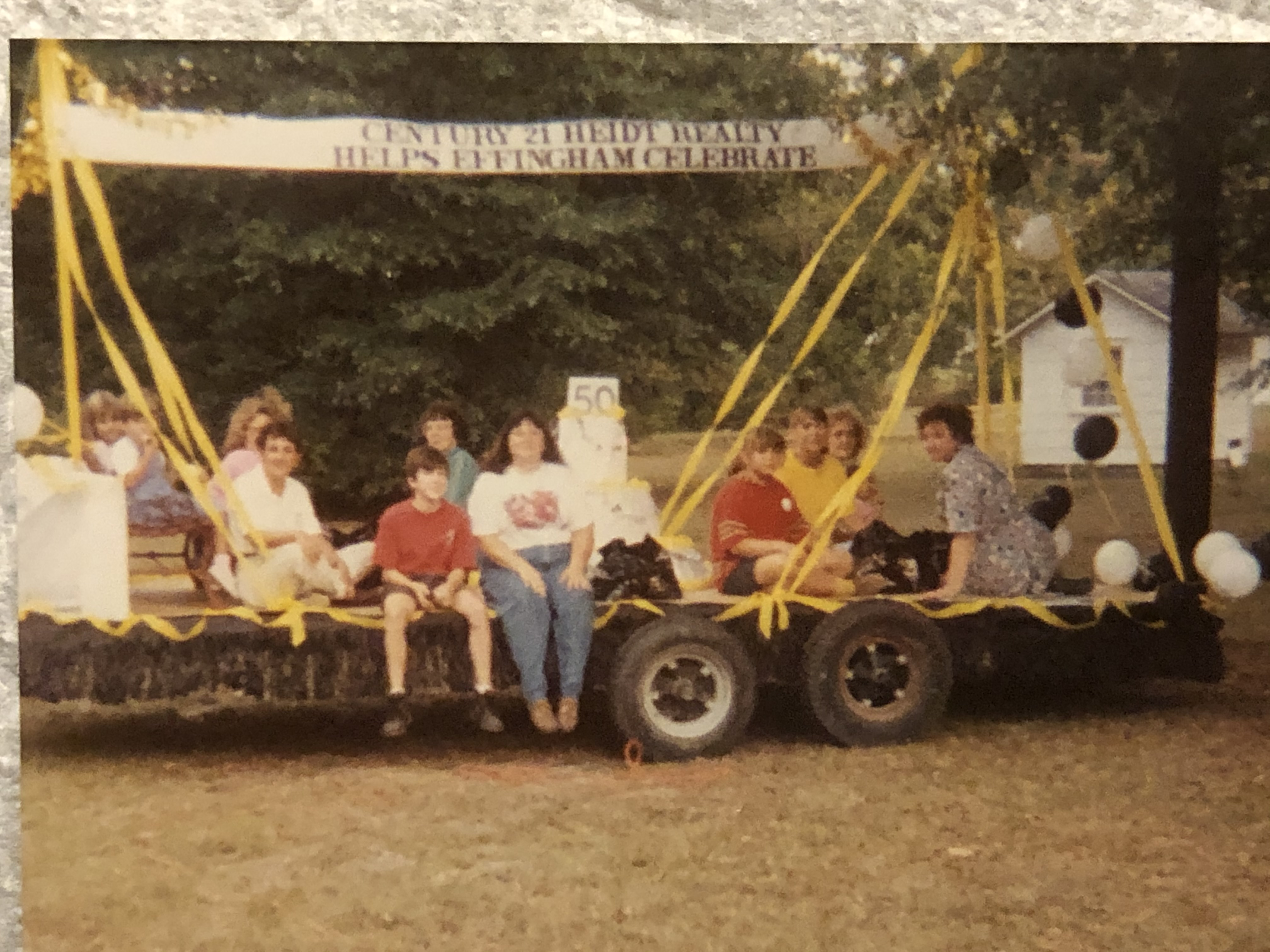1994 Effingham Fair Parade-