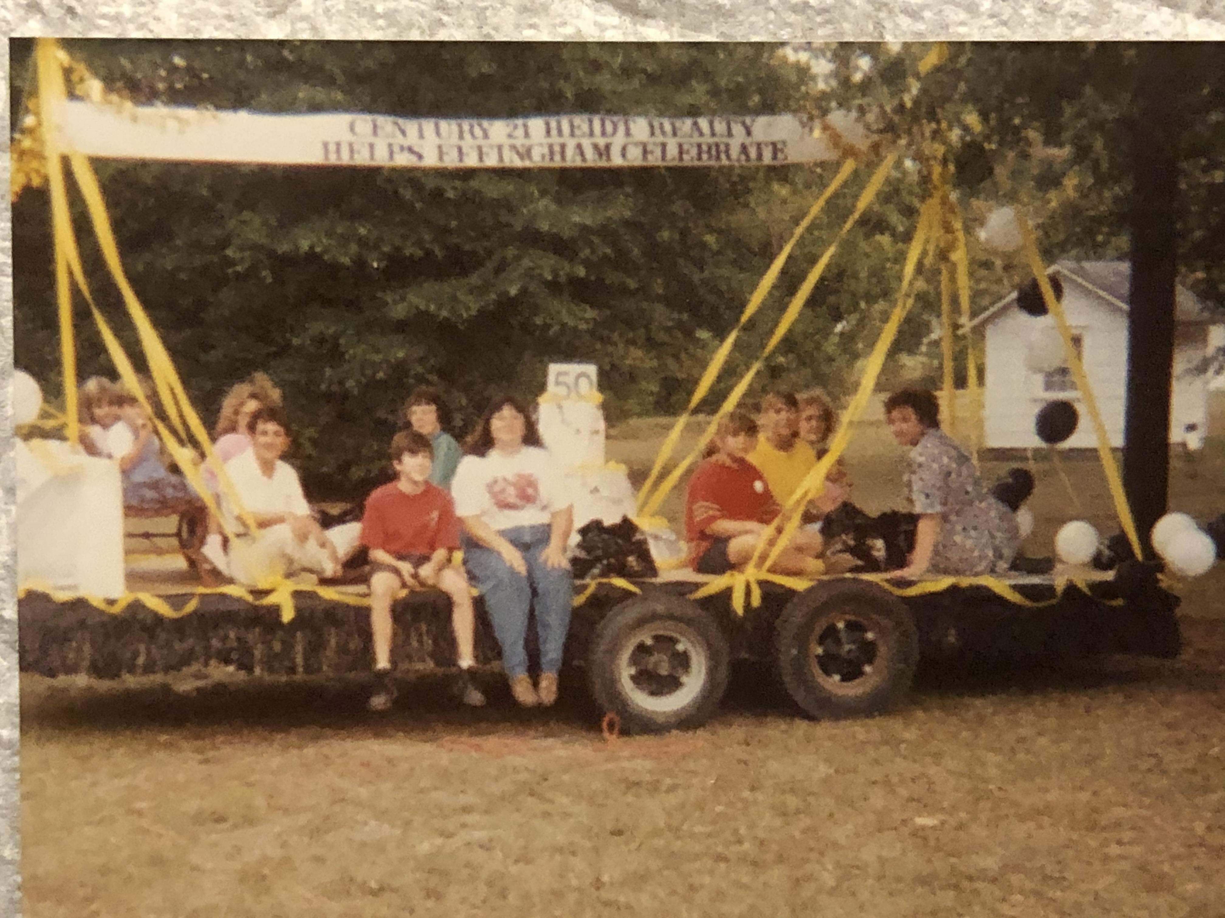 1994 Effingham Fair Parade-