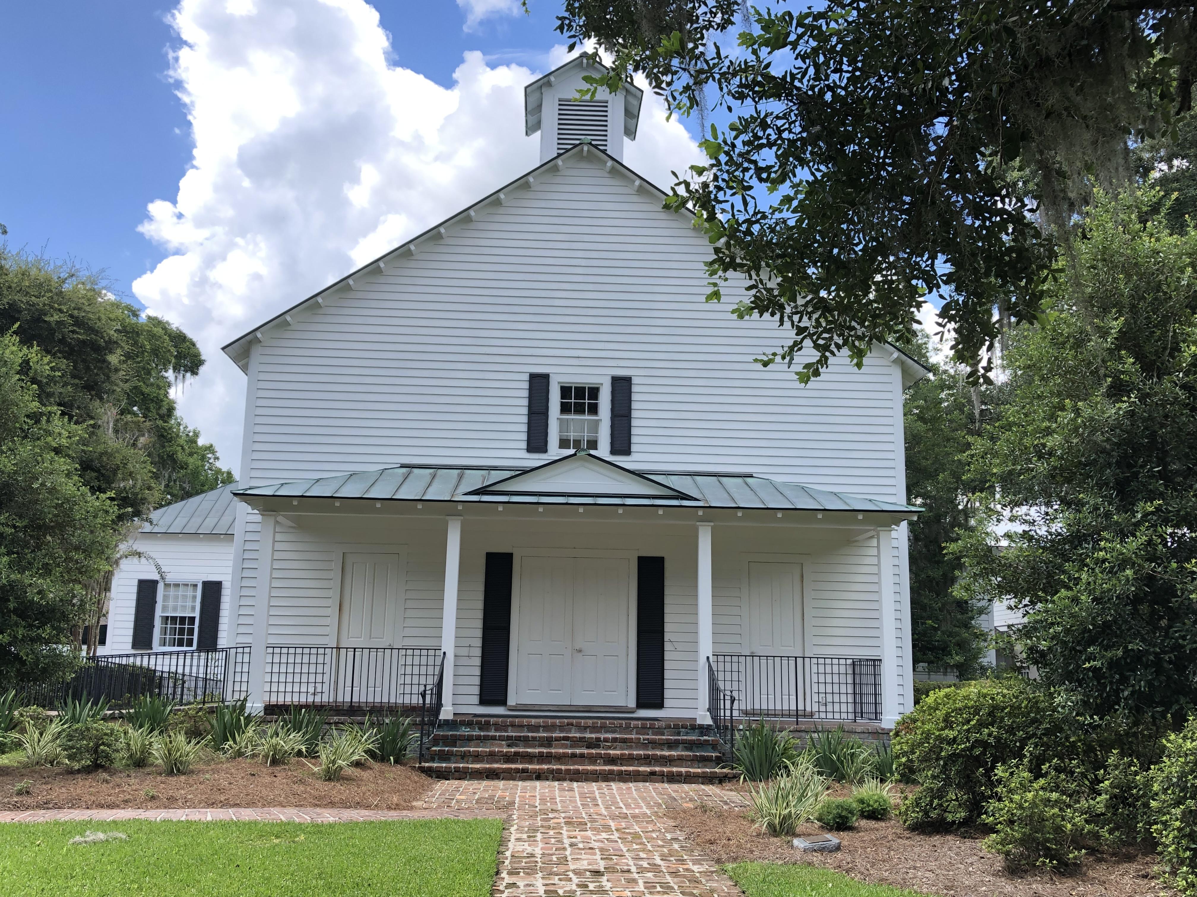 Isle Of Hope Methodist Church-1859 —