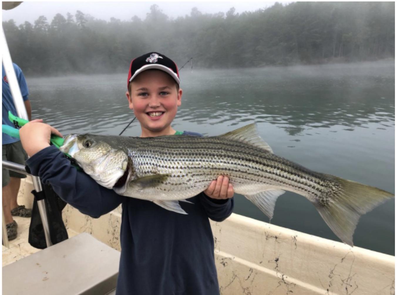 Georgia Fishing Report: August 13, 2021 —