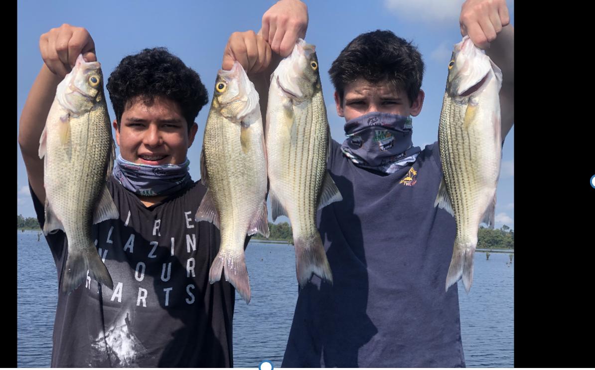 Georgia Fishing Report: August 27, 2021 —